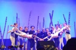 Spectacle annuel de l'Académie communale de Bastogne